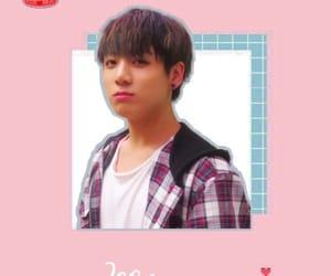 blue, cute, and jeongguk image