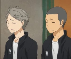 anime, anime boys, and haikyuu image