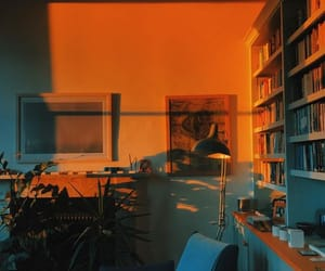 aesthetic, home, and orange image
