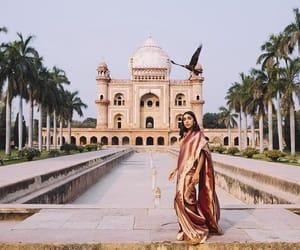 india, rupi kaur, and taj mahal image