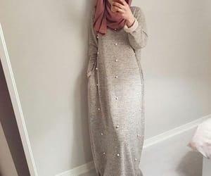 arab, girl, and muslim image