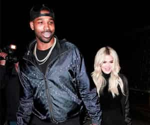 thompson, khloe kardashian, and tristan image