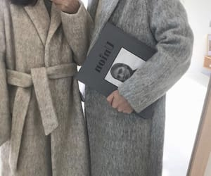 fashion, grey, and inspo image