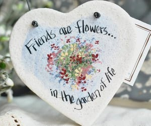etsy, friendship gift, and saltdoughornament image