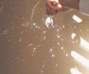 aesthetic, light, and diamond image