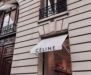 architecture, celine, and luxury store image
