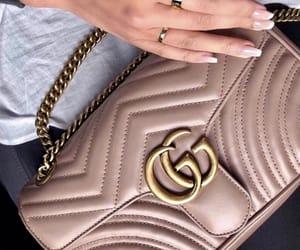 bag, gucci, and nails image