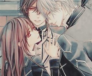 anime, vampire knight, and anime boys image
