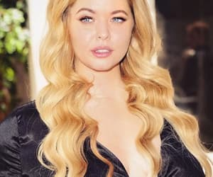actress, sasha pieterse, and blonde image