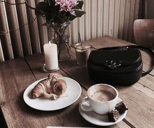 aesthetic, coffee, and breakfast image
