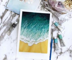 acuarela, arte, and dibujo image