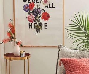 alice and wonderland, boho, and decor image
