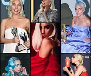 best actress, Lady gaga, and little monsters image