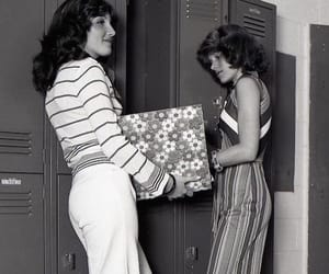 70s, aesthetic, and school image