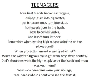 quotes, teenager, and life image
