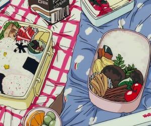 anime, anime food, and my screencap image