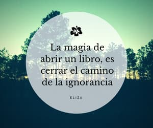 Eliza, frases, and libros image