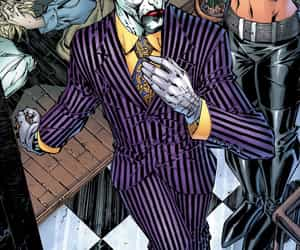 comic and joker image