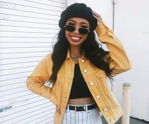 belt, hat, and skirt image