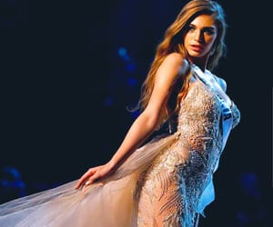 beautiful, gown, and miss universe image