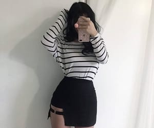 style, outfit, and ulzzang image
