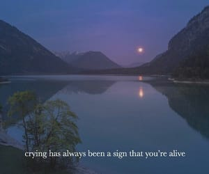 alive and crying image