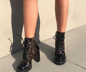 boots, luxury, and loui image