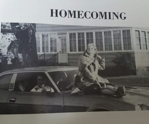 1980s, aesthetics, and homecoming image