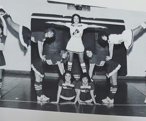 aesthetic, Cheerleaders, and aesthetics image