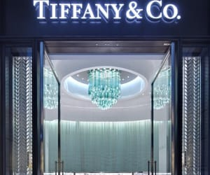 tiffany & co, luxury, and blue image