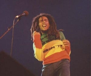 bob marley and music image