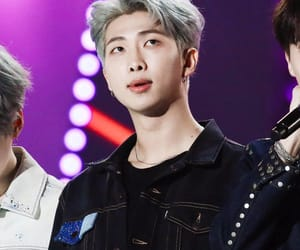artist, rm, and korean boy image