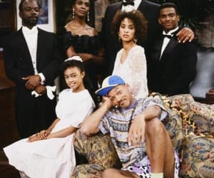 hilary banks, will smith, and james avery image