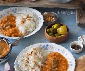 arabian, food, and rice image