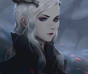 bad, dragon, and illustration image