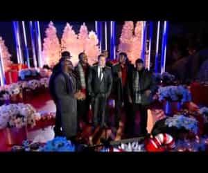 christmas, new york, and songs image
