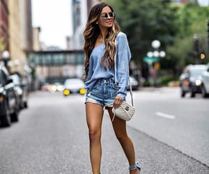 chic, fashion, and girls image