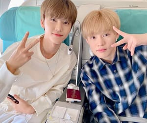 jaemin, chenle, and nct dream image