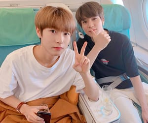 jeno, renjun, and nct dream image