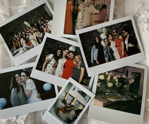girls, party, and wedding image