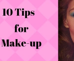 article and make-up image