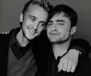 drarry, daniel radcliffe, and draco malfoy image