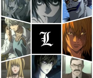 anime, near, and death note image