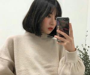 asian, ulzzang, and korean girl image