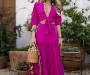 belleza, outfits, and elegancia image