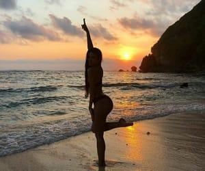 summer, bikini, and girl image
