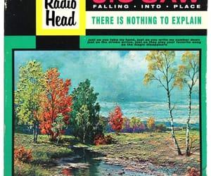 jigsaw, poster, and radiohead image