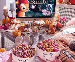 bambi, food, and disney image
