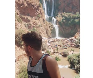holiday, maroc, and nature image