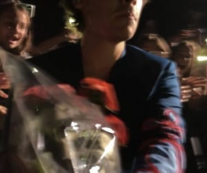 concert, flowers, and styles image